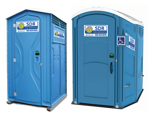 SDR Services Portable Restrooms